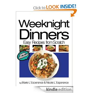 Post image for GONE: Amazon Free Book Download: Weeknight Dinners: Prepared in 30 Minutes