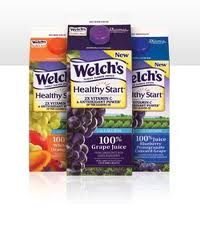 Post image for $.75/1 Welch's Juice Printable Coupon (Harris Teeter Deal)