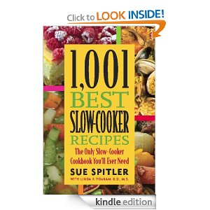 Post image for Amazon Free Book Download: 1,001 Best Slow-Cooker Recipes: The Only Slow-Cooker Cookbook You'll Ever Need