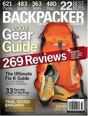 Post image for Backpacker Magazine Only $4.50 Per Year – 10/25