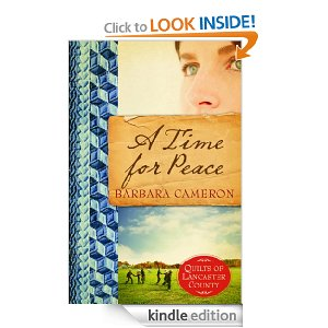 Post image for Amazon Free Book Downloads: A Time for Peace: Quilts of Lancaster County #3