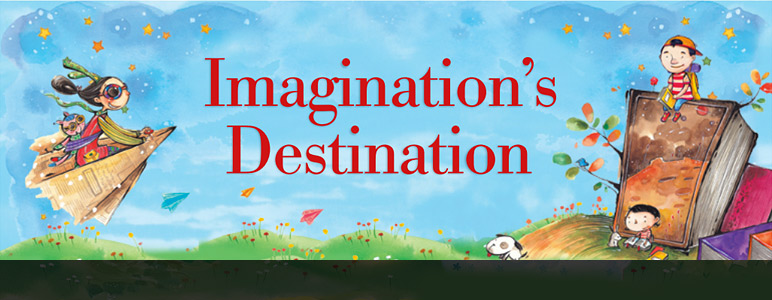 barnes and noble imaginations destination