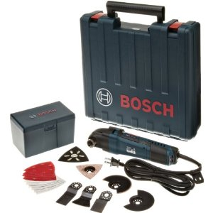 Post image for Father's Day: Bosch MX25EK-33 120-Volt 33-Piece Oscillating Tool Kit $134.99