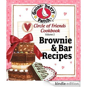 Post image for Amazon Free Book Download: Circle of Friends Cookbook 25 Brownie & Bar Recipes