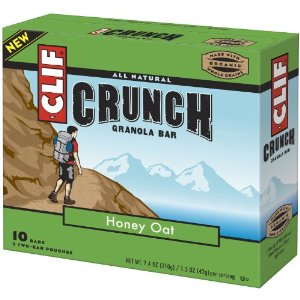 Post image for Amazon: Clif Bar Crunch $3.79 A Box