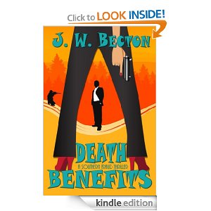 Post image for Amazon Free Book Download: Death Benefits (Southern Fraud Thriller 2)