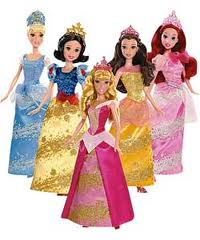 Post image for Need A Sparkly Disney Princess Doll?