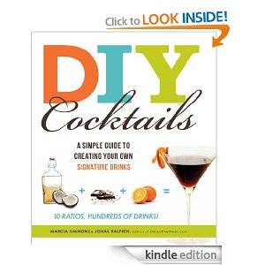 Post image for Amazon Free Book Download: DIY Cocktails: A Simple Guide To Creating Your Own Signature Drinks
