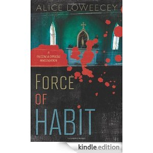 Post image for Amazon Free Book Download: Force of Habit (A Falcone & Driscoll Investigation)