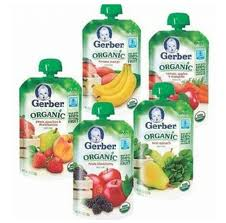 Post image for New Printable Coupon: $1.00 off two Gerber Organic baby food