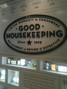 Post image for Good Housekeeping Research Institute Visit #EEinNYC