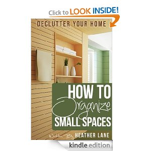 Post image for Amazon Free Book Download: How to Organize Small Spaces