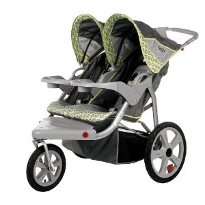 Post image for Amazon: Up to 25% Off InStep Safari Strollers and FREE Shipping