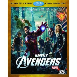 Post image for Marvel's The Avengers: Two-Disc Blu-ray/DVD Combo $15.00