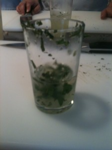 Post image for Mock Mojitos Recipe #EEinNYC