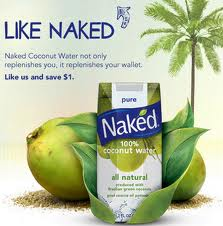 Post image for Naked Coconut Water Coupon (Facebook)