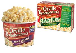 Post image for New Printable Coupon: $0.50 off 1 Orville Redenbacher's Popped Corn (HT Deal)