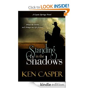 Post image for Amazon Free Book Download: Standing In The Shadows
