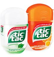 Post image for Walmart: 200 ct. Tic Tac Bottle $1.96