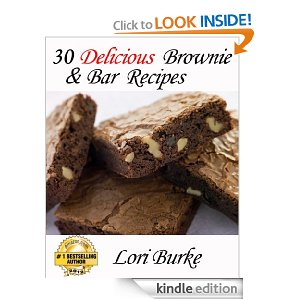 Post image for Amazon Free Book Download: 30 Delicious Brownie & Bar Recipes