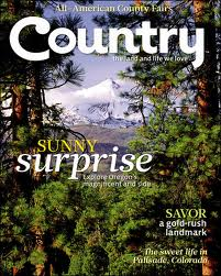 Post image for Country Magazine For Only $3.99 Per Year