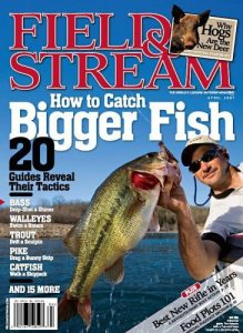 Post image for Field and Stream Magazine For Two Years Only $5.99