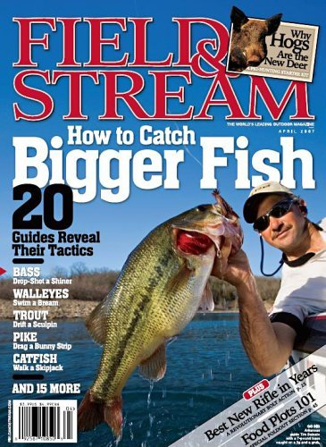 Post image for Field & Stream Magazine For Only $4.50 Per Year
