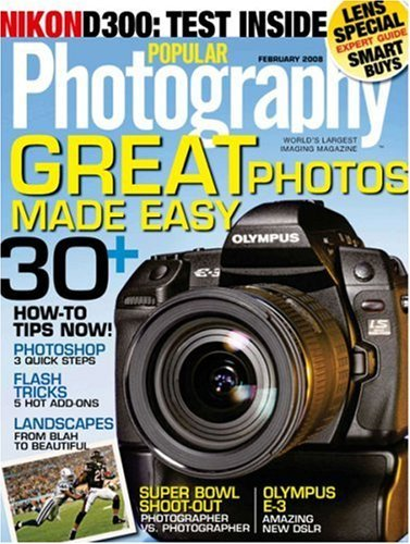 Post image for Popular Photography Magazine For Only $4.50 Per Year