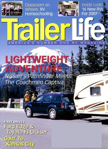 Post image for Trailer Life Magazine – $5.29/Year