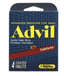 Post image for Walmart: FREE Advil