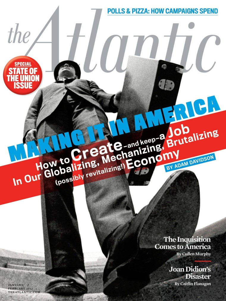 Post image for The Atlantic Magazine – $3.99/Year (8/15 Only)