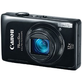 Post image for Amazon: Canon PowerShot ELPH Digital Camera $187.92