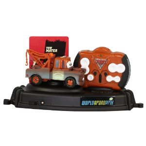 Post image for Amazon: Cars 2 Lights and Sounds Vehicle – Mater $9.06