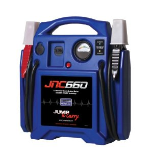 Post image for Amazon: Clore Automotive Jump-N-Carry 12-Volt Jump Starter $99.95