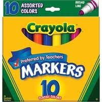Post image for Easter Basket Alert: $1/$5 purchase of any Crayola product