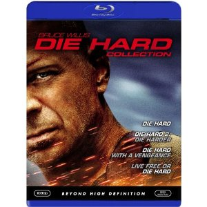 Post image for Die Hard Collection on Blu-Ray $21.99