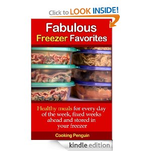 Post image for Amazon Free Book Download: Fabulous Freezer Favorites