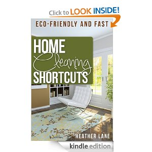 Post image for Amazon Free Book Download: Home Cleaning Shortcuts: Eco-Friendly Cleaning Tips