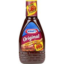 Post image for Dollar General: Kraft BBQ Sauce $.50