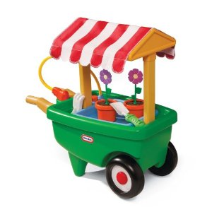 Post image for Little Tikes 2-in-1 Garden Cart and Wheelbarrow $36.97