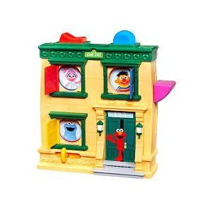Post image for Amazon: Sesame Street Hide And Seek Pals $13.37