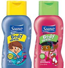 Post image for Target: 4 Kids Suave Body Washes- GREAT Deal