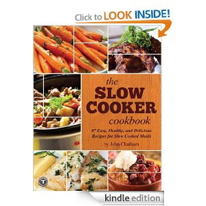 Post image for Amazon Free Book Download: The Slow Cooker Cookbook (Reg. $9.99)