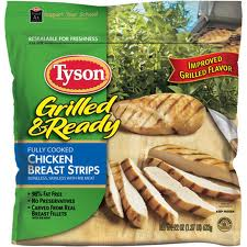 tyson grilled chicken