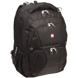 Post image for Amazon: SwissGear SA1908 ScanSmart Backpack (Black) Fits Most 17 Inch Laptops $39.99 Shipped (08/16)
