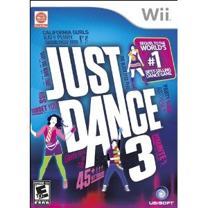Post image for Amazon: Just Dance 3 Wii Game 75% Off