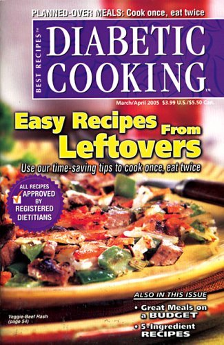 Post image for Diabetic Cooking Magazine – $4.50 For One Year