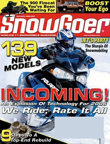 Post image for Snow Goer Magazine – $5.29/Year (8/22 Only!)