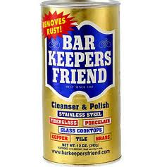 Post image for New Coupon: $.55/1 Bar Keepers Friend Cleaner