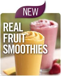 Post image for Burger King: $1 Smoothies Beginning August 31st
